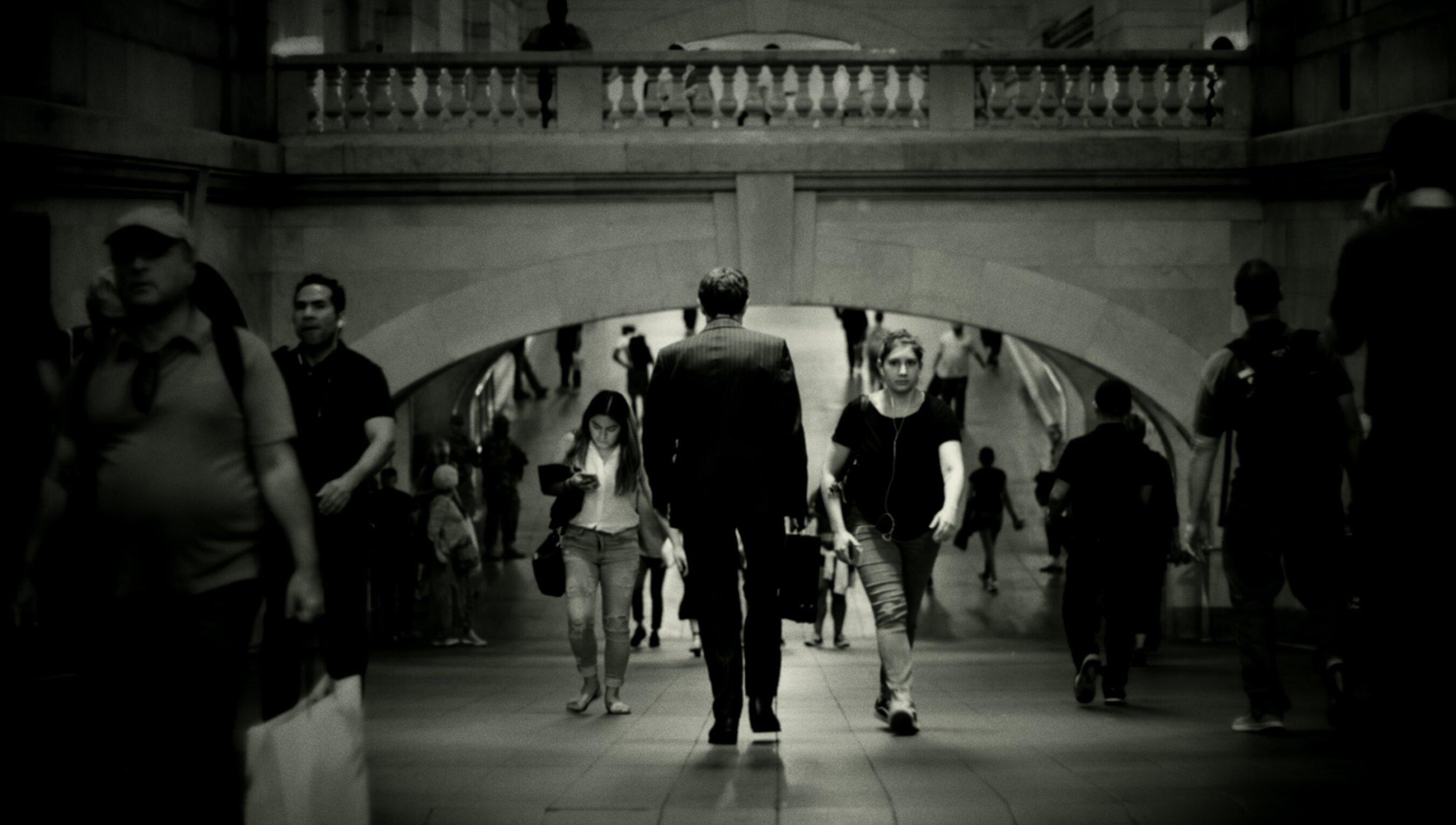 Between strangers | Psyche