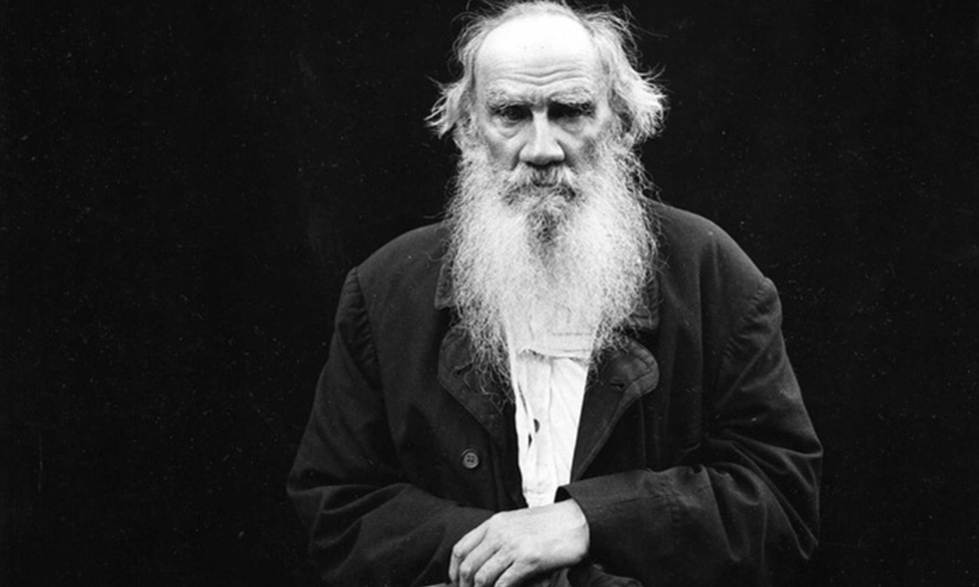 <p>Tolstoy photographed by Karl Bulla in 1902. <em>Courtesy Wikipedia</em></p>