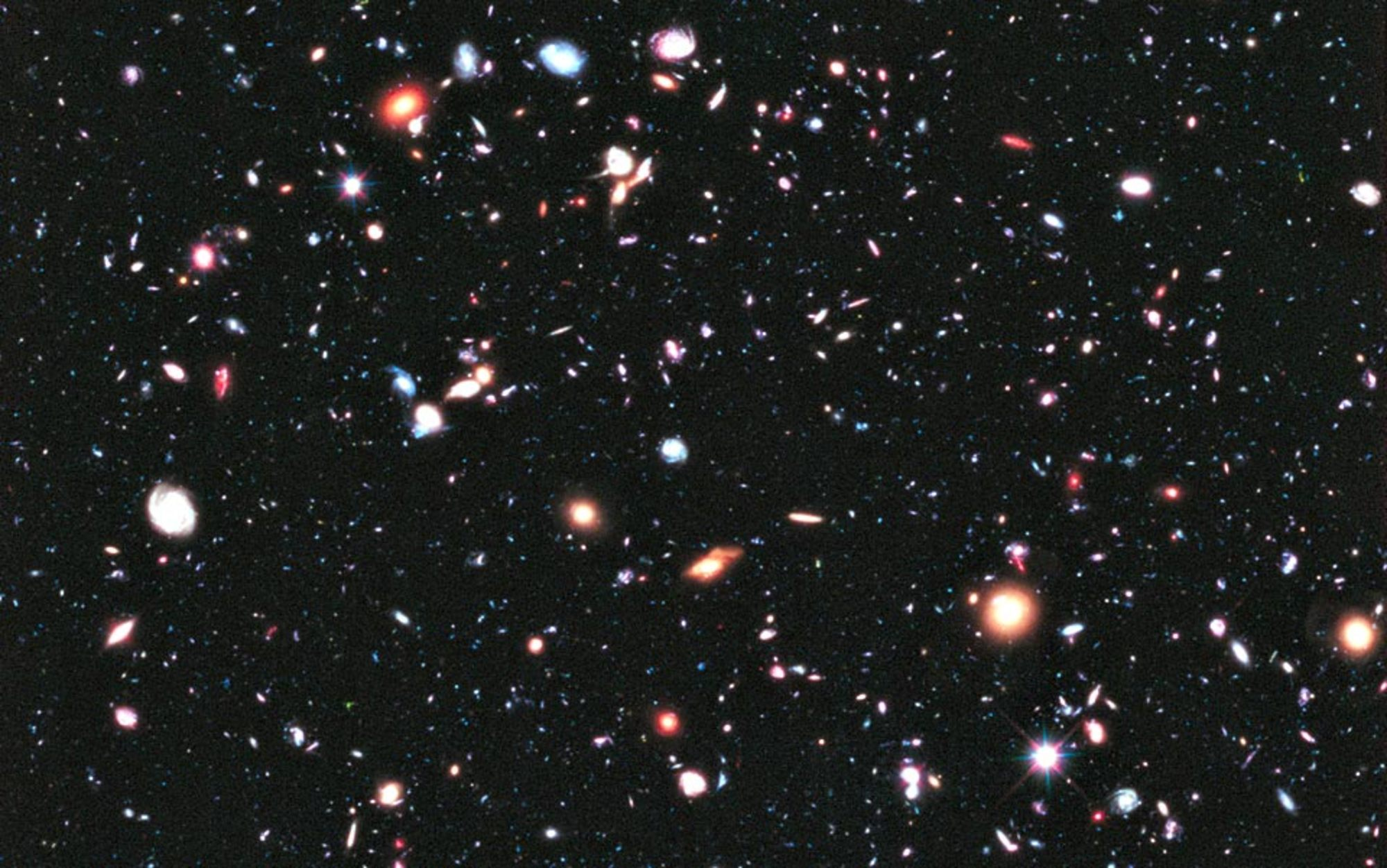Header hubble extreme deep view