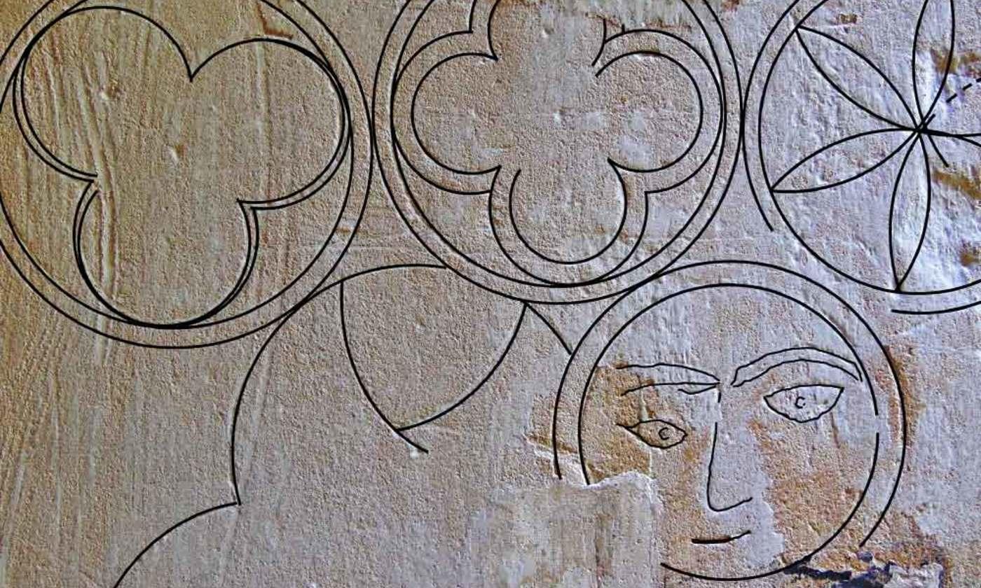 Medieval graffiti   Aeon