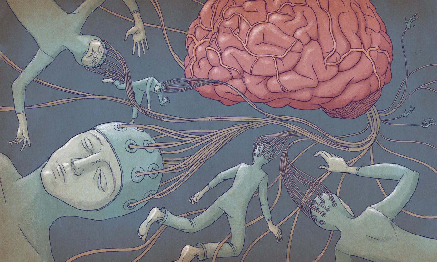 Hive consciousness   Aeon