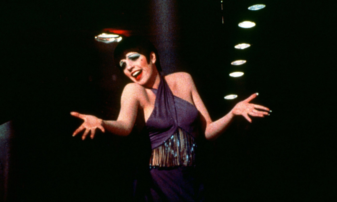 <p>Liza Minelli in Bob Fosse's 'Cabaret'. <em>Photo courtesy Warners Home Video</em></p>