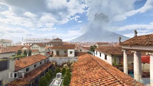 A day in Pompeii | Aeon