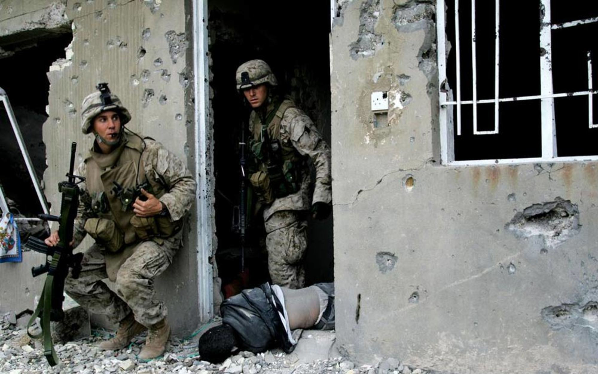 How Do Soldiers Live With Their Feelings Of Guilt Aeon