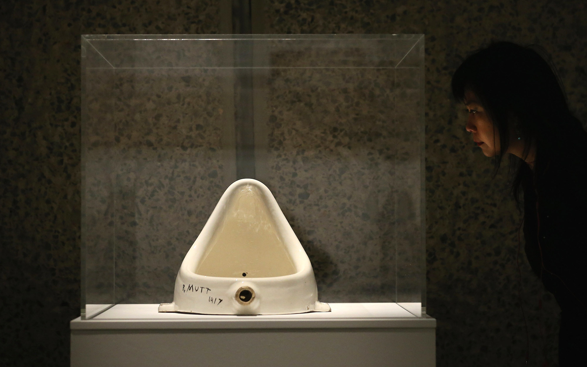 How can Duchamp's 'Fountain' be both art and not art? – Damon Young Graham Priest