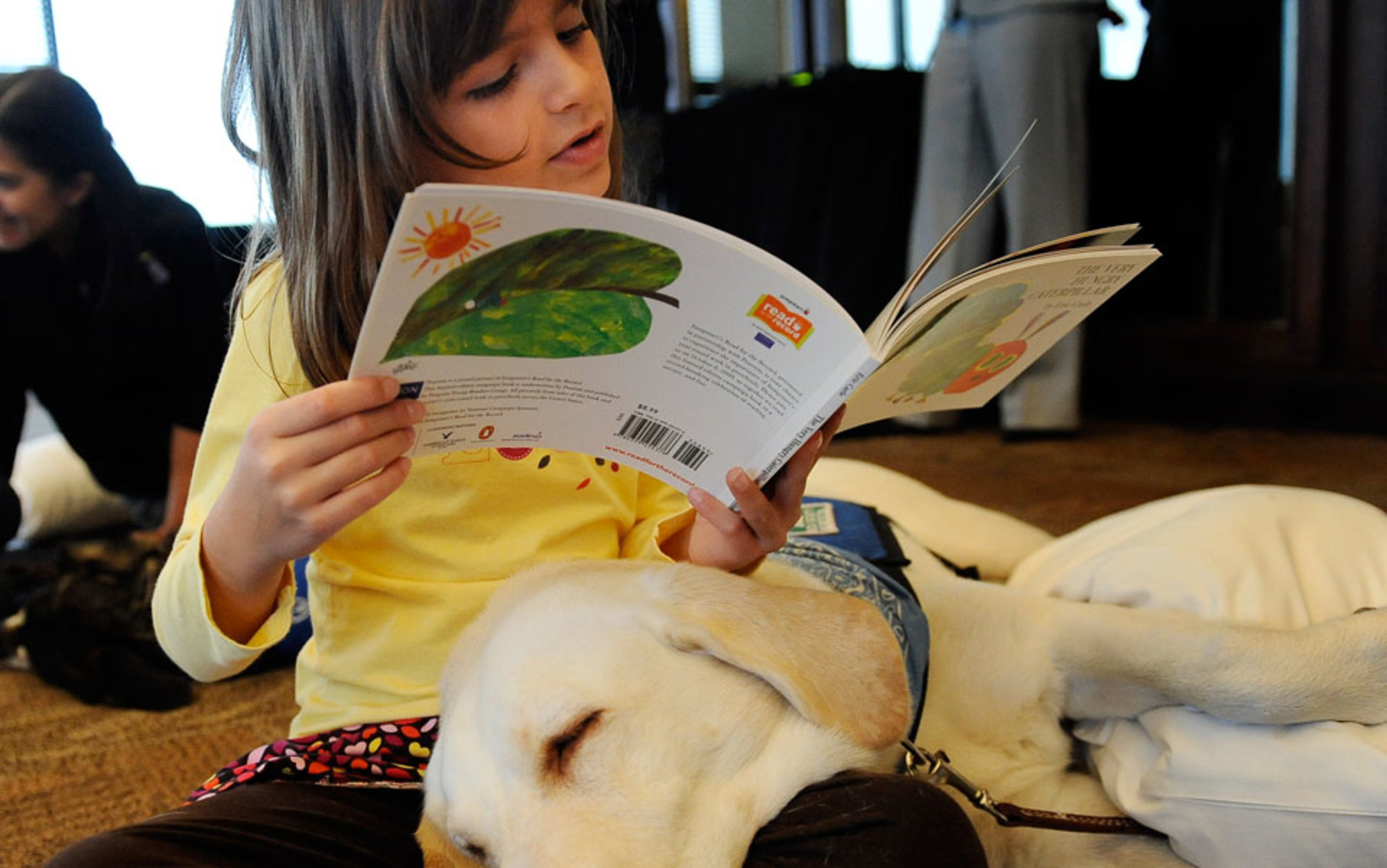 Let s get every child reading widely and well   Telegraph