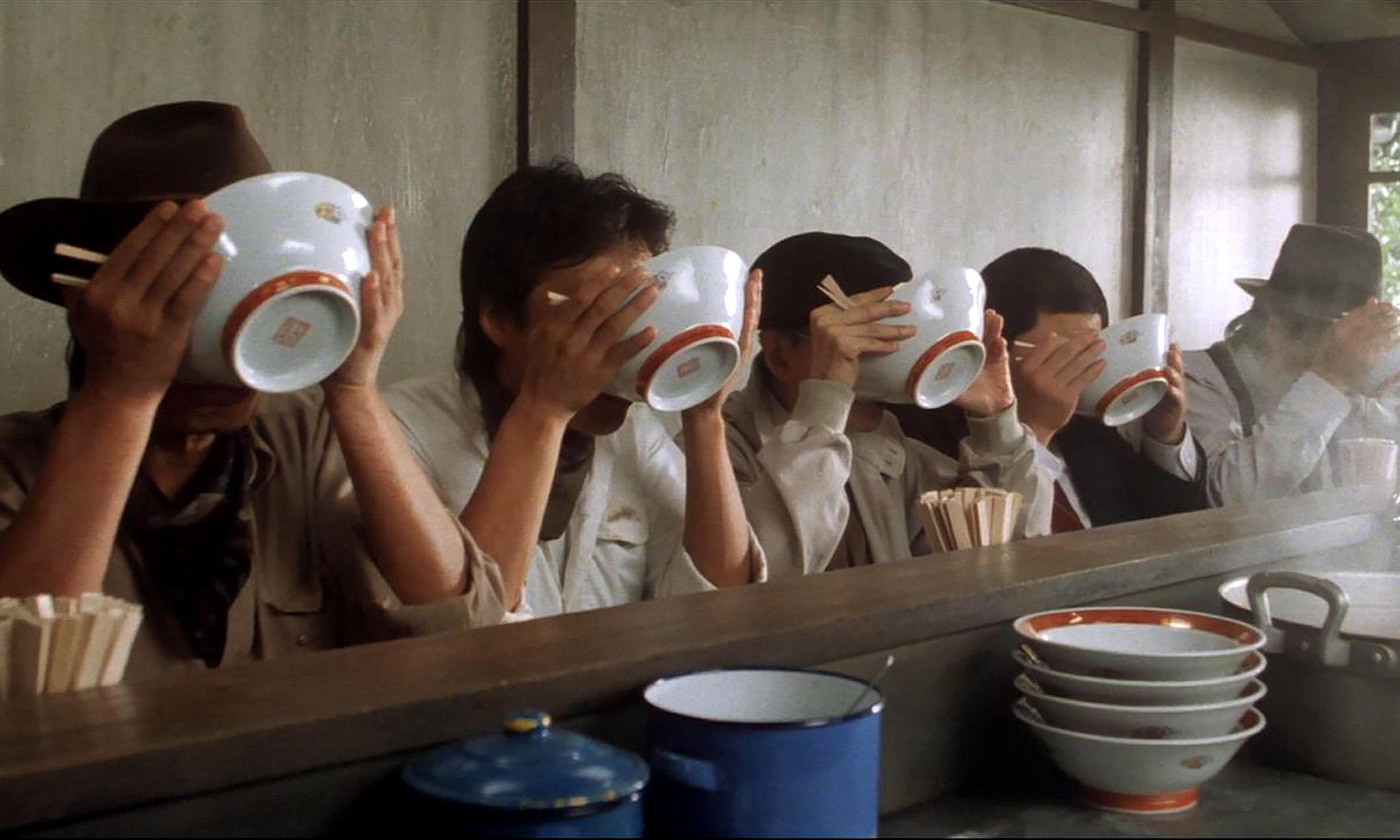 <p>Ramen heaven. From Juzo Itami's 1985 noodle-western <em>Tampopo. Courtesy Criterion Collection</em></p>