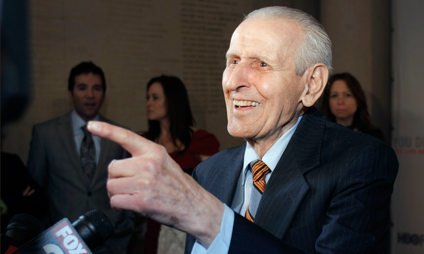 Dr Jack Kevorkian/Getty Images