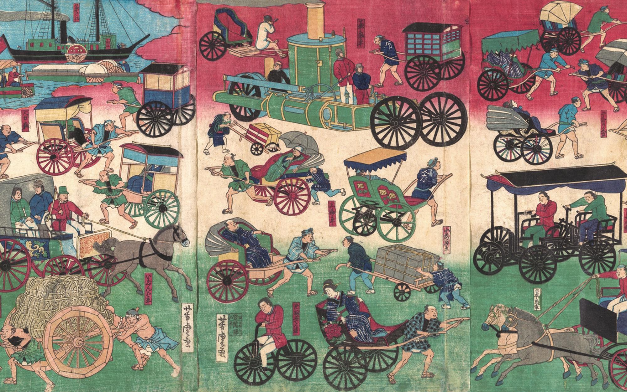The myth of Westernisation | Aeon