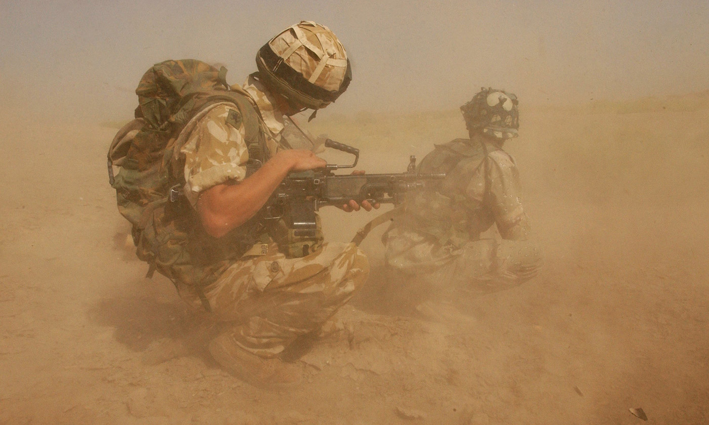 It Is Sometimes Right To Fight In An Unjust War Aeon Ideas