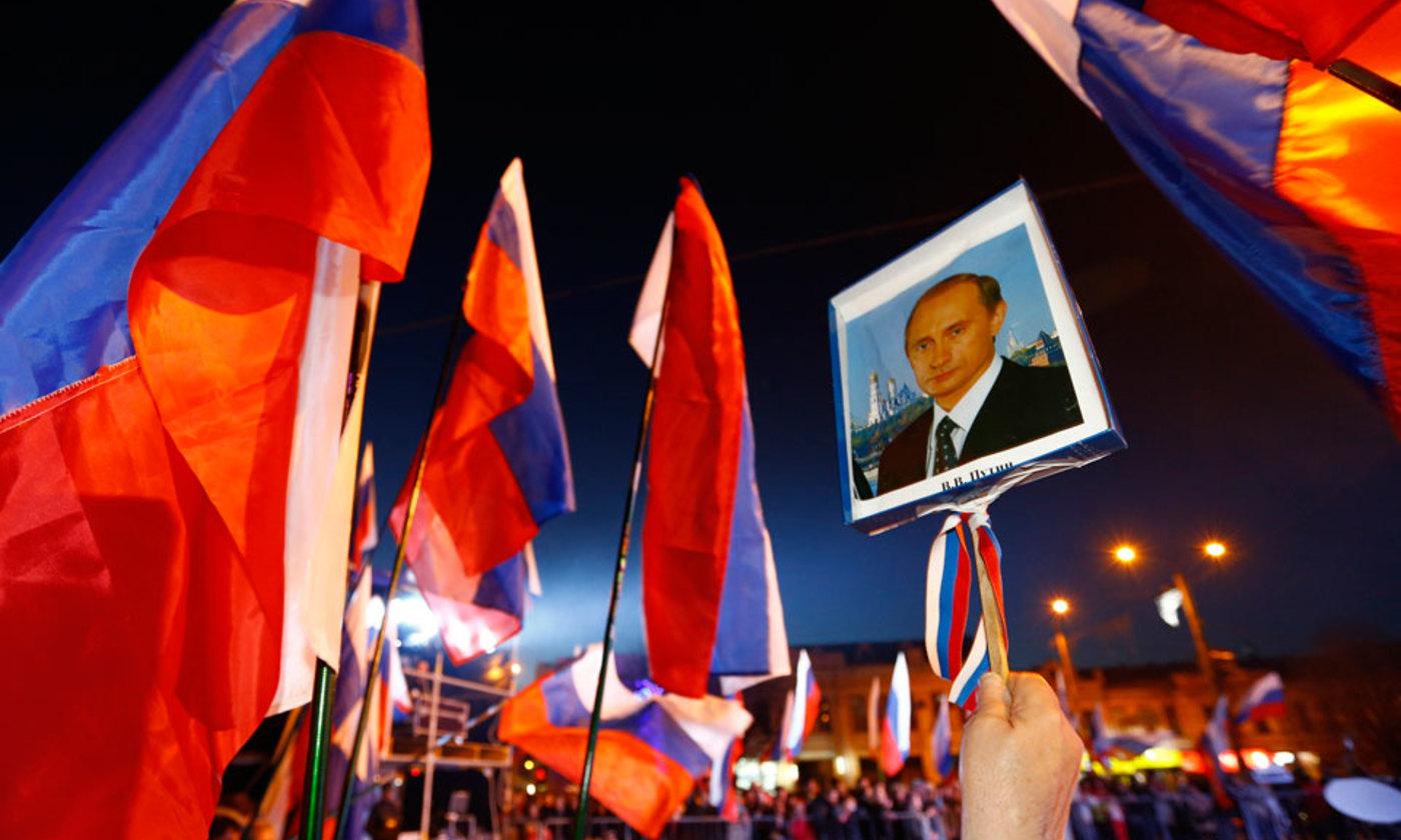 Russia's sacred land   Aeon
