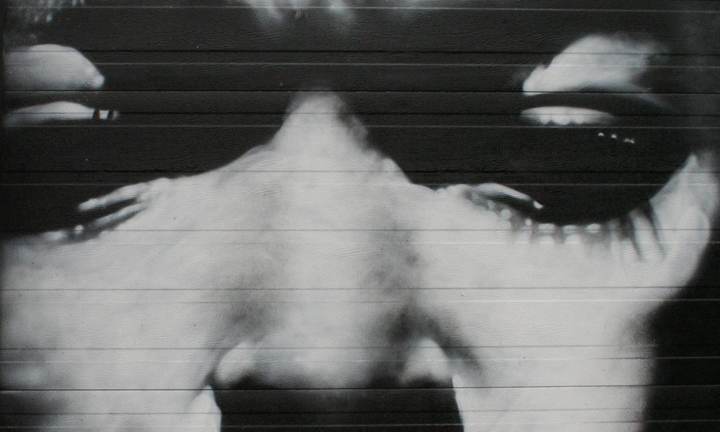 Mural of John Coltrane by graffitti artist Omen. <em>Photo by Deeboy/Flickr</em>