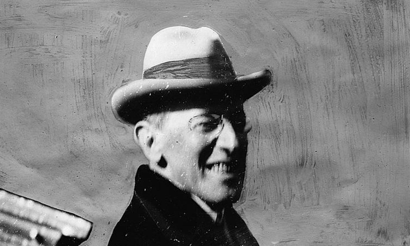 Woodrow Wilson <em>Library of Congress</em>