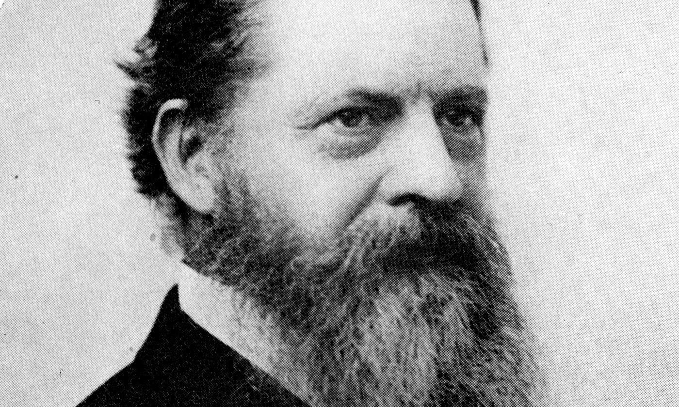 <p>Charles Sanders Peirce <em>c</em>1880. <em>Photo by Getty Images</em></p>