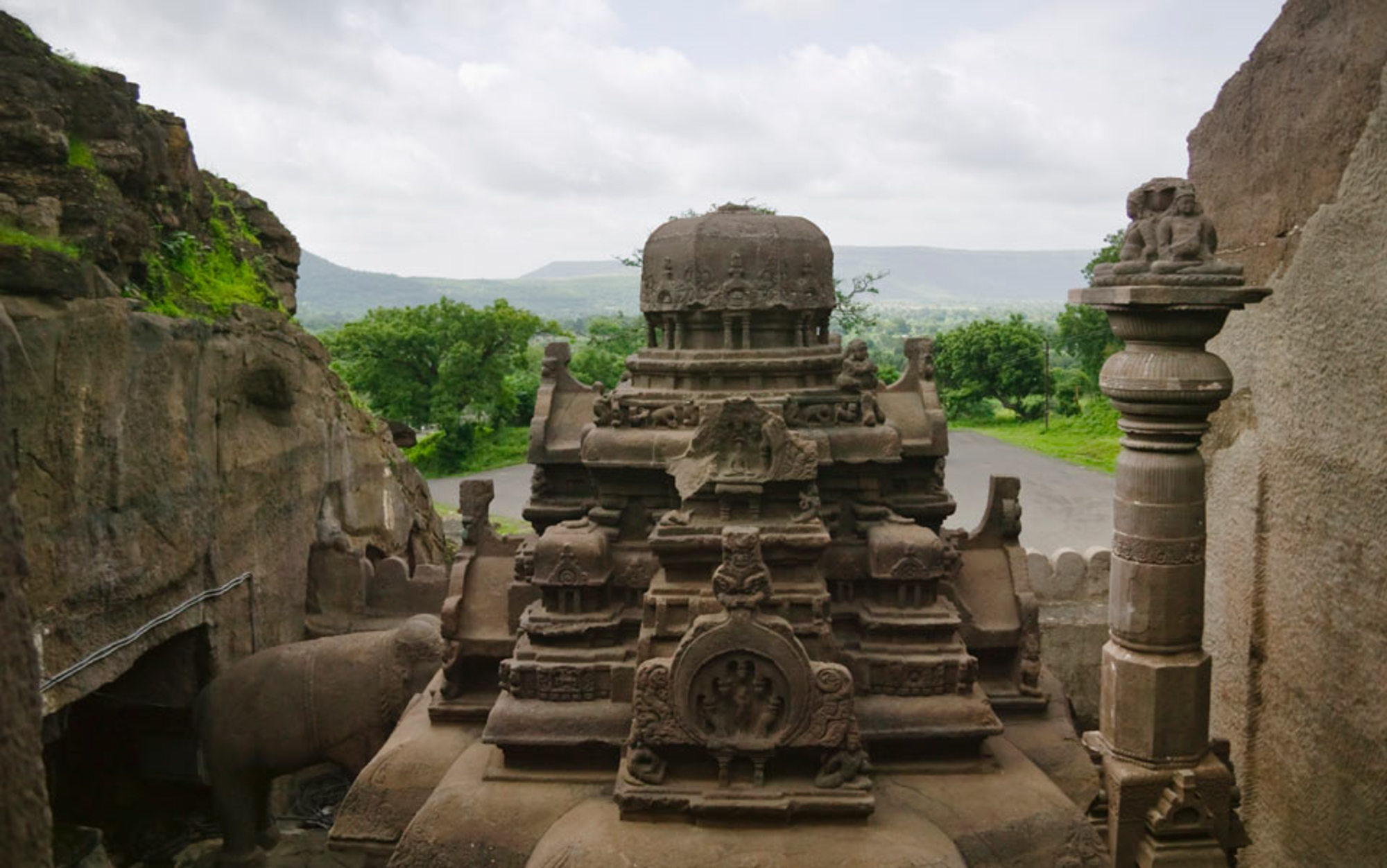 Essay on temples in india