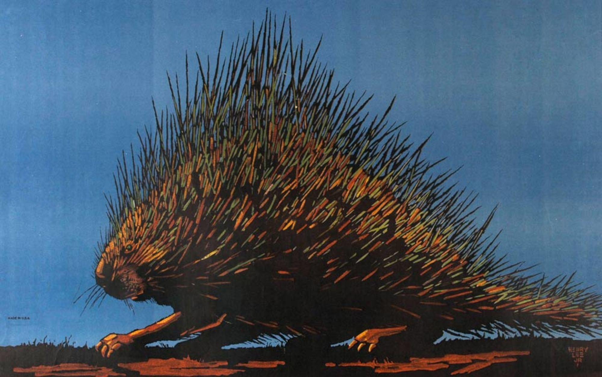Header porcupine