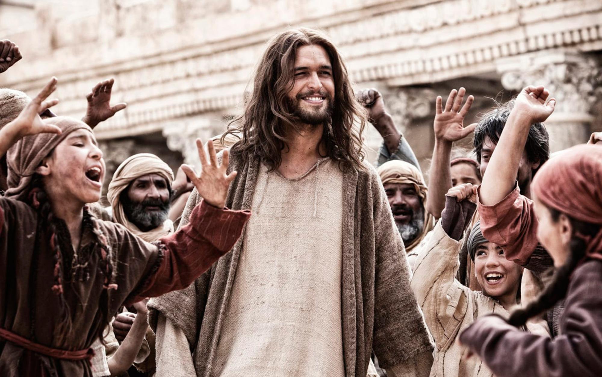 The white man Jesus   Aeon