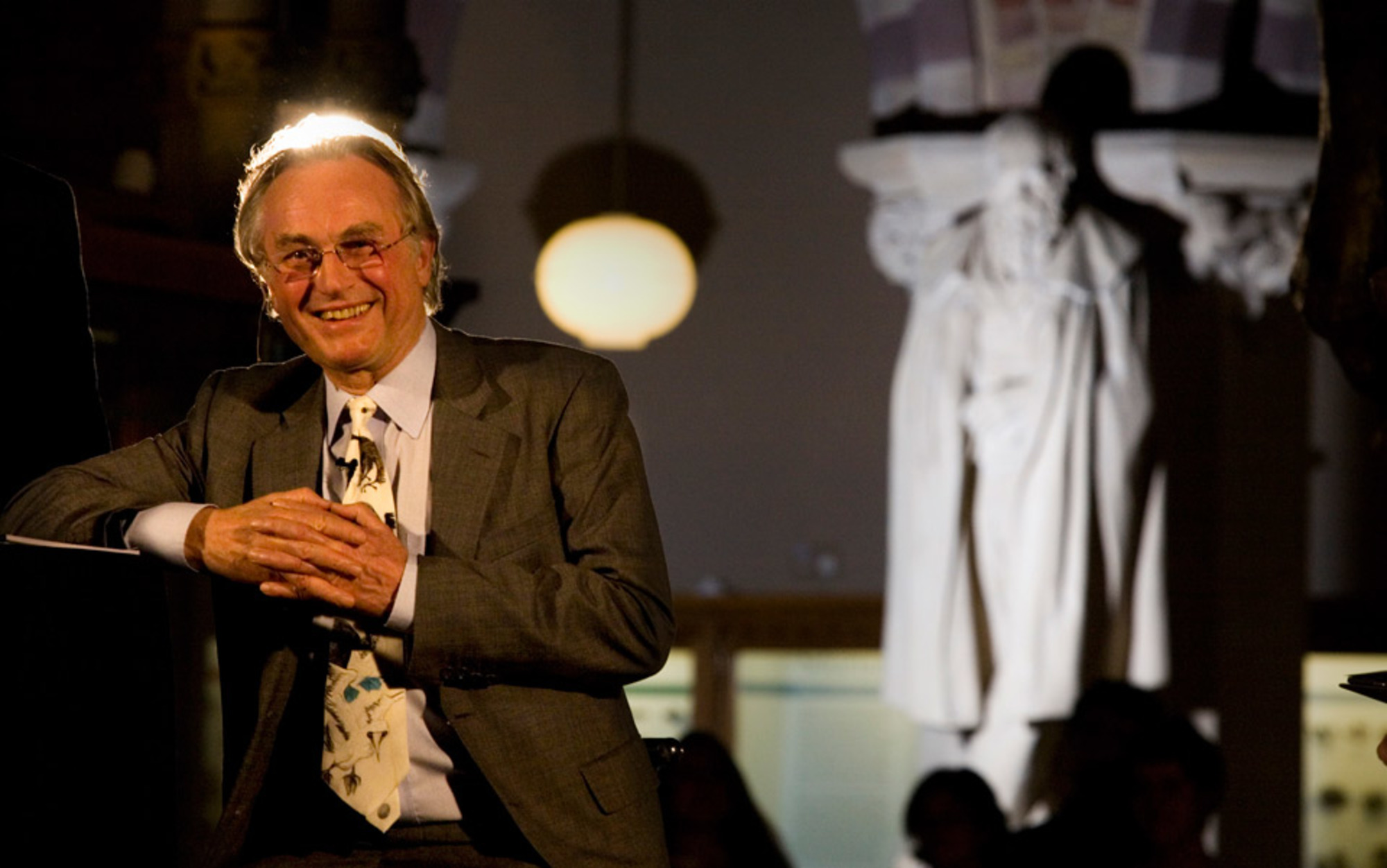 Header Richard Dawkins In