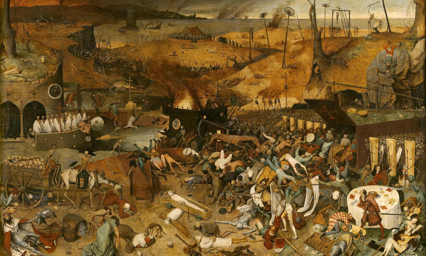 The Black Death | Aeon
