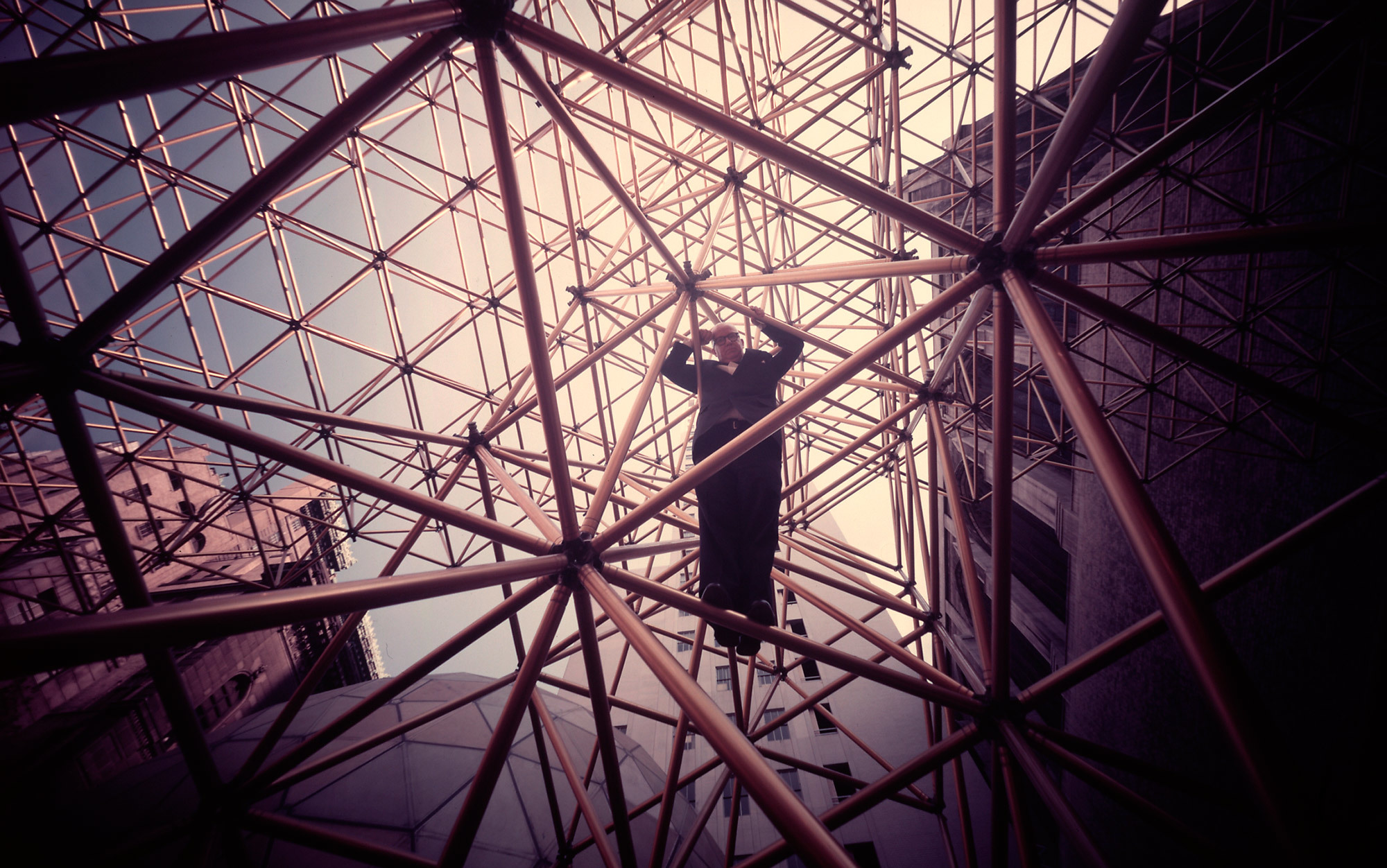 why the high tech ideas of bucky fuller are back in vogue aeon why the high tech ideas of bucky fuller are back in vogue essays