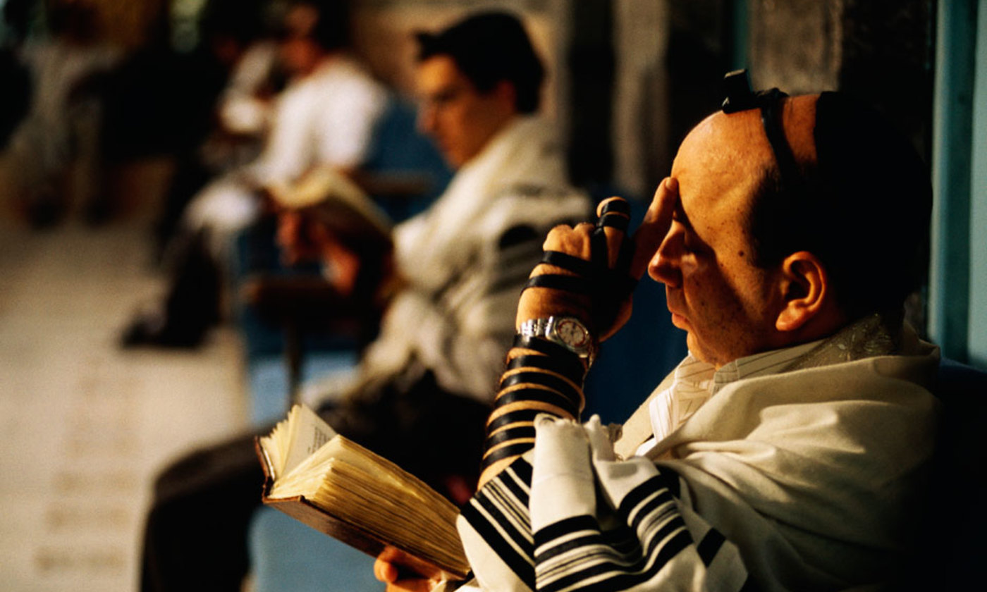 At the Seder | Aeon