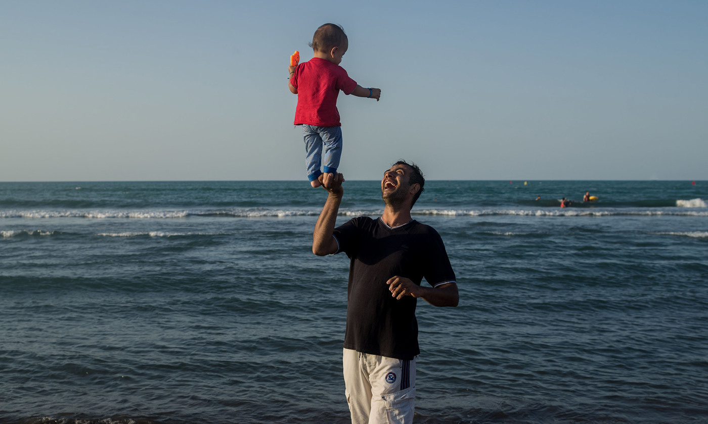 The marvel of the human dad | Aeon