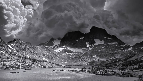 Card ansel adams photography with intention main