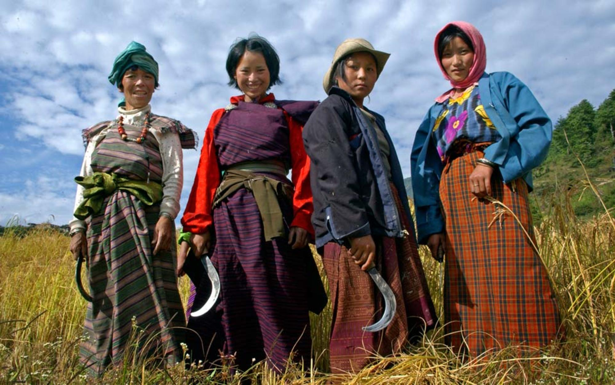 essay on gnh of bhutan Bhutan: deforestation and wildlife extinction introduction considered to be located on the roof of the world, bhutan is a mountainous and sparsely populated region that.