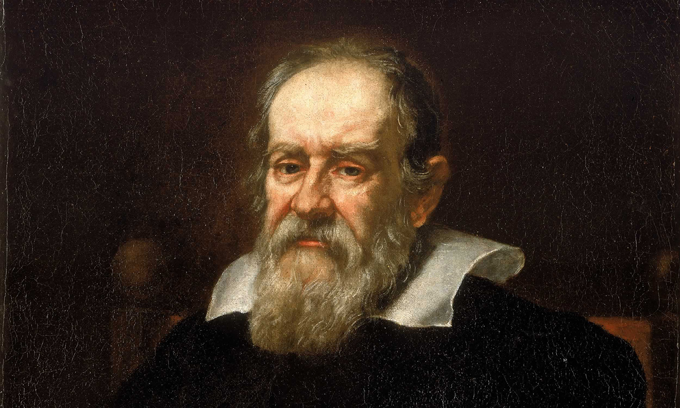 Galileo by Justus Sustermans/Wikipedia