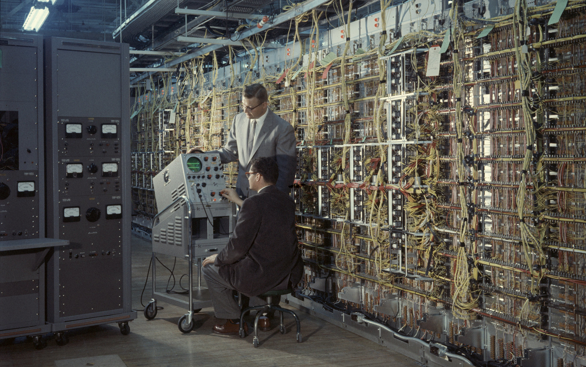 how nuclear fears helped inspire creation of the internet