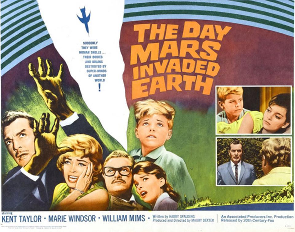 Mars summary essay
